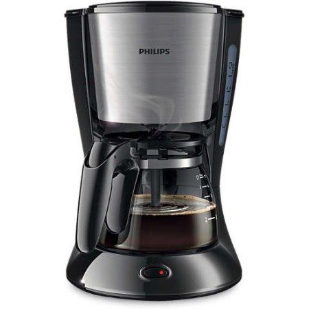 Philips HD7434/20 Черный, молотый, 0.92л, 700Вт