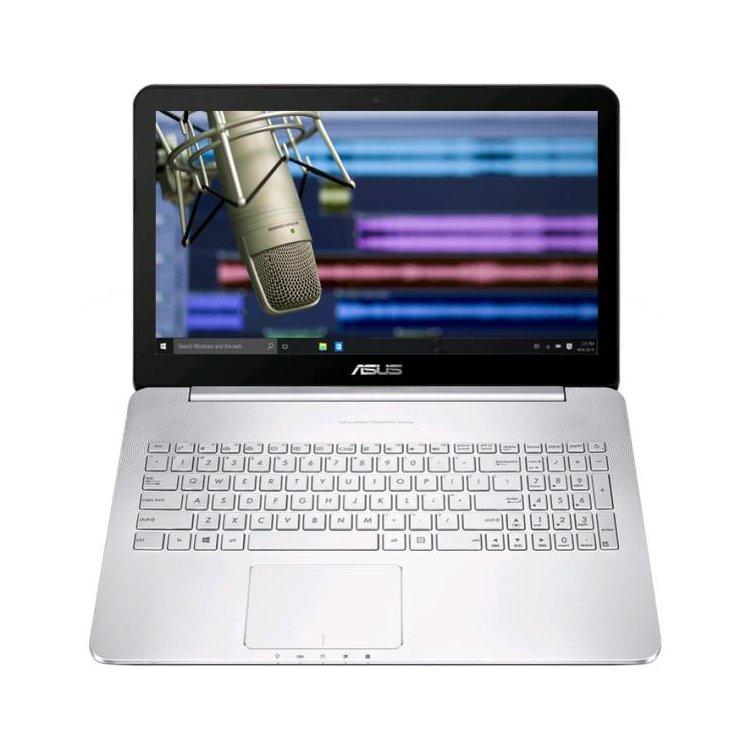 "Asus N752VX-GC276T 17.3"", Intel Core i5, 2300МГц, 8Гб RAM, DVD-RW, 1Тб, Wi-Fi, Windows 10"