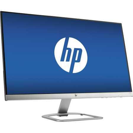 """HP 27es 27"""", Черный, HDMI, Full HD"""