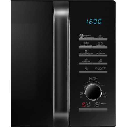 Samsung MC28H5135CK Черный, Гриль, Конвекция, 900Вт, 28л