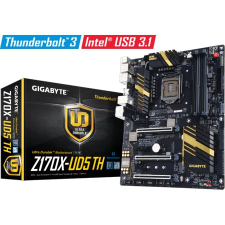 Gigabyte GA-Z170X-UD5 TH ATX