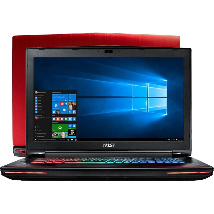"MSI GT72 7RE-611RU 17.3"", Intel Core i7, 2800МГц, 32Гб RAM, 1256Гб, Windows 10"