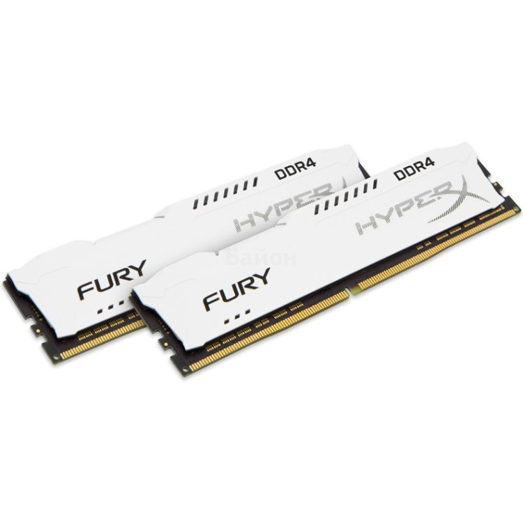 Kingston HyperX Fury HX421C14FW2K2/16 DDR4, 16Гб, PC-17000, 2133МГц, DIMM
