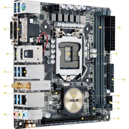 Asus H170I-PRO mini iTX