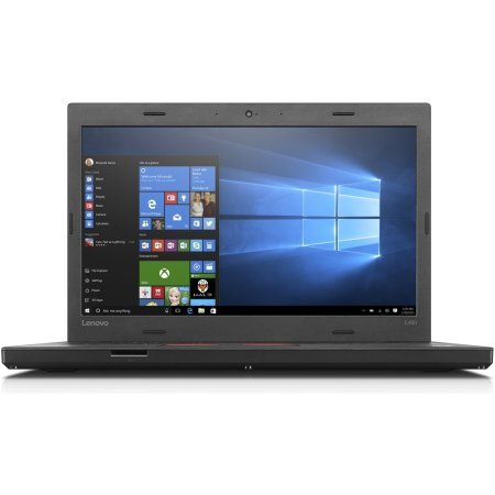 "Lenovo ThinkPad L460 20FUS06J00 14"", Intel Core i7, 2500МГц, 8Гб RAM, DVD нет, 256Гб, Черный, Wi-Fi, Windows 10 Pro, Bluetooth, WiMAX"