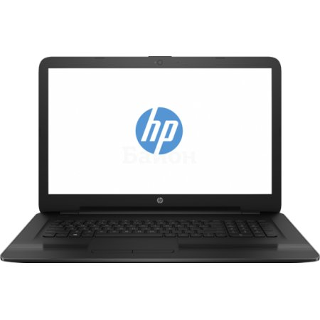 HP 17-y004ur AMD E2, 4Гб, 500Гб, DVD-RW, Черный, DOS, Wi-Fi, Bluetooth