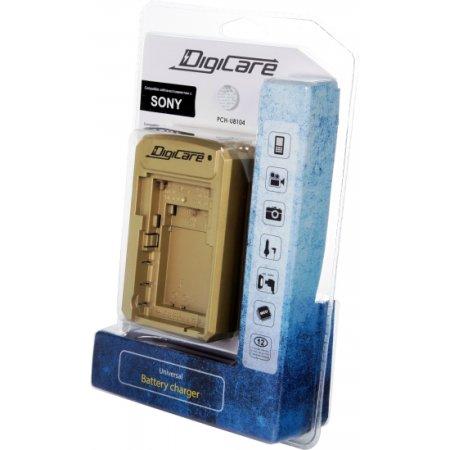 Универсальное З/У Digicare PCH-U8104 для Sony + USB