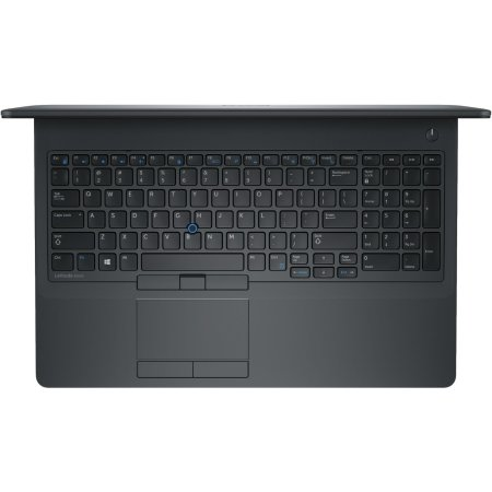 "Dell Latitude E5570-5766 15.6"", Intel Core i7, 2.6МГц, 8Гб RAM, DVD нет, 500Гб, Windows 10 Pro, Windows 7, Черный, Wi-Fi, Bluetooth"