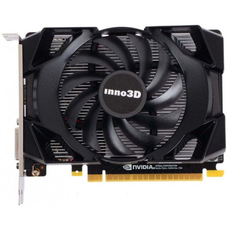 Inno3D GeForce GTX 1050 Ti Compact 4GB GDDR5