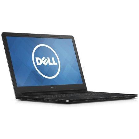 "Dell Inspiron 3552-5193 15.6"", Intel Pentium, 1.6МГц, 4Гб RAM, DVD нет, 500Гб, Черный, Wi-Fi, Linux, Bluetooth"