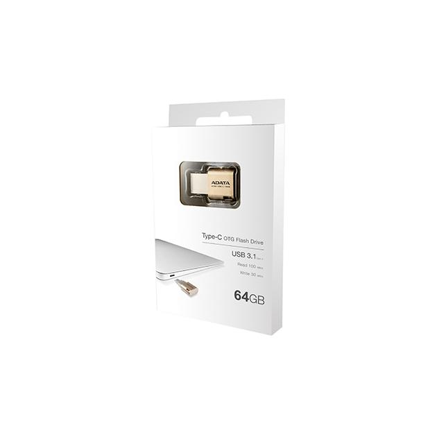AData UC350USB флешки<br>Материал корпуса металл , Интерфейс USB 3.1...<br><br>Артикул: 1288051<br>Специальные предложения: Новинка<br>Производитель: ADATA<br>Интерфейс: USB 3.1<br>Материал корпуса: металл<br>Цвет: Золотой<br>Объем памяти: 64 Гб
