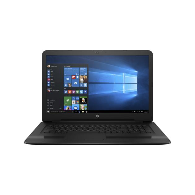 "HP 17-x022ur 17.3"", Intel Pentium, 1600МГц, 4Гб RAM, DVD-RW, 500Гб, Черный, Wi-Fi, Windows 10 Домашняя, Bluetooth"