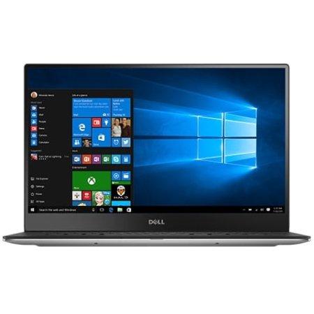 "Dell XPS 13 9350-2327 13.3"", Intel Core i7, 2200МГц, 8Гб RAM, DVD нет, 256Гб, Серебристый, Wi-Fi, Windows 10, Bluetooth"