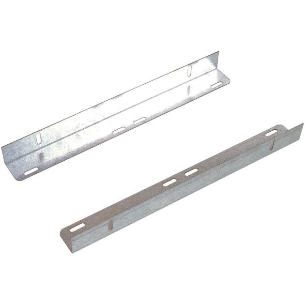 ЦМО Комплект уголков опорных (направляющие) для напольных шкафов, глубина 450 мм, нагрузка до 50 кг.