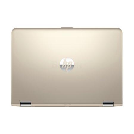 "HP Pavilion x360 11.6"", Intel Core i3, 1600МГц, 4Гб RAM, DVD нет, 500Гб, Золотой, Wi-Fi, Windows 10, Bluetooth"