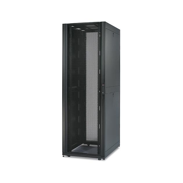 APC by Schneider Electric NetShelter SX 42U 750mm x 1070mm Enclosure with Sides Black