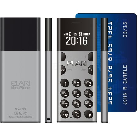 Elari NanoPhone Серый