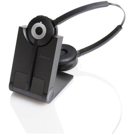 Jabra PRO 920 Duo Черный