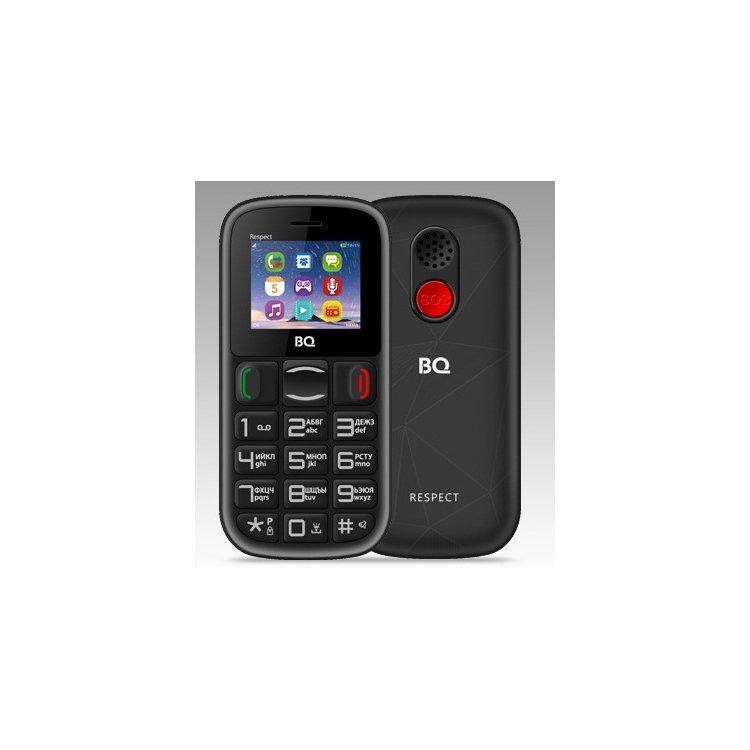 BQ BQ-1800 Respect черно-красный