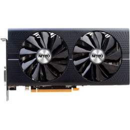 Sapphire RX 480 NITRO+ PCI-E 16x 3.0, 8192Мб, GDDR5