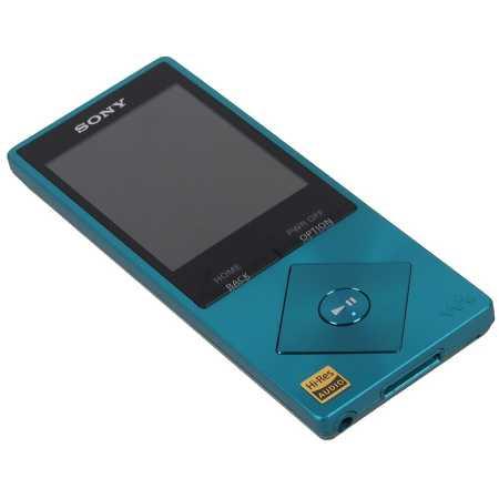 Sony NWZ-A15 Бирюзовый