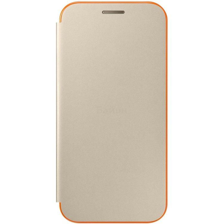 Samsung Neon Flip Cover для Samsung Galaxy A3 2017 вертикальный флип