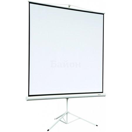 "Экран на штативе Digis Kontur-A формат 1:1 107"" (200*200) MW"