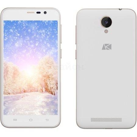 ARK Benefit M8 8Гб, Белый, Dual SIM, 4G (LTE), 3G