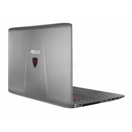"Asus ROG GL752VW-T4237T 17.3"", Intel Core i5, 2300МГц, 8Гб RAM, DVD-RW, 2Тб, Темно-серый, Wi-Fi, Windows 10, Bluetooth"
