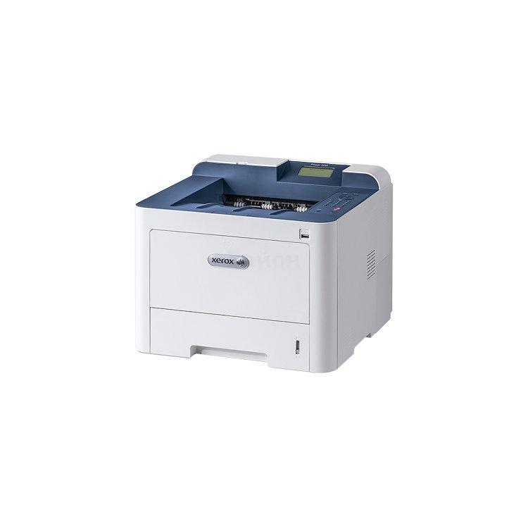 Xerox Phaser 3330 Лазерный \ светодиодный, Черно-белая, А4