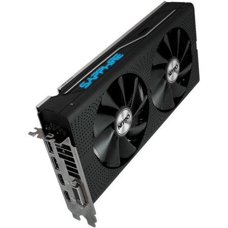Sapphire NITRO+ RX480 PCI-E 3.0, 4096Мб, GDDR5, OC