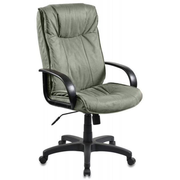 Кресло руководителя Бюрократ CH-838AXSN/MF109 зеленый MF109 микрофибра