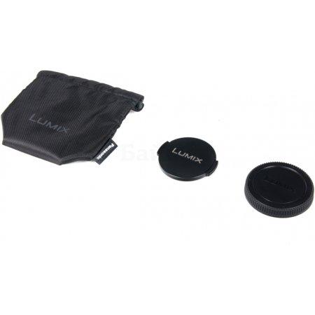 Panasonic Lumix G 20mm F1.7 II ASPH Стандартный, Micro 4/3
