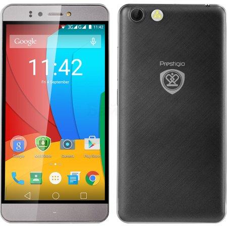 Prestigio Muze A7 16Гб, Серый, Dual SIM, 3G