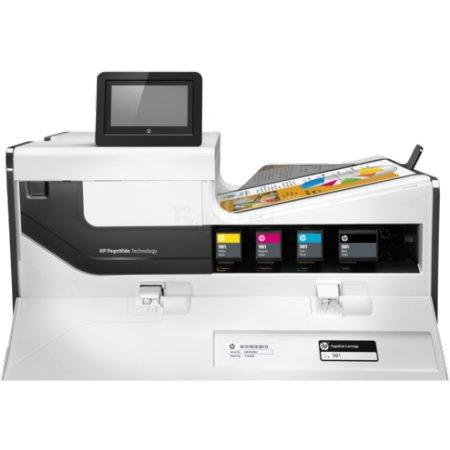 HP PageWide Enterprise 556dn Лазерный \ светодиодный, Синий, Цветная, А4