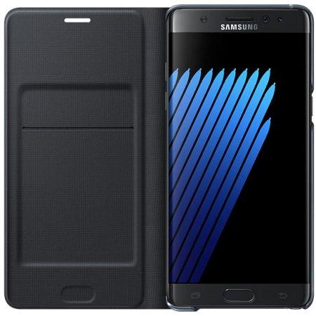 Samsung LED View Cover для Samsung Galaxy Note 7 EF-NN930PBEGRU Черный