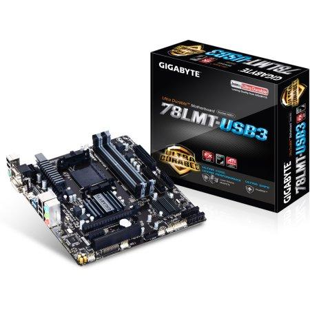 Gigabyte GA-78LMT-USB3 rev. 6.0 mATX