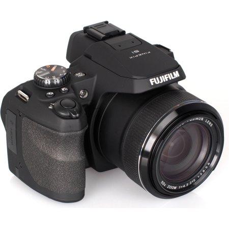 Fujifilm FinePix S1 Черный, 16
