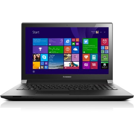 "Lenovo B50-45 15.6"", 1350МГц, 2Гб RAM, 250Гб, Черный, Wi-Fi, Windows 10, Bluetooth"