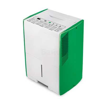 Ballu BDH-15L Зеленый, 51кв.м, осушение воздуха