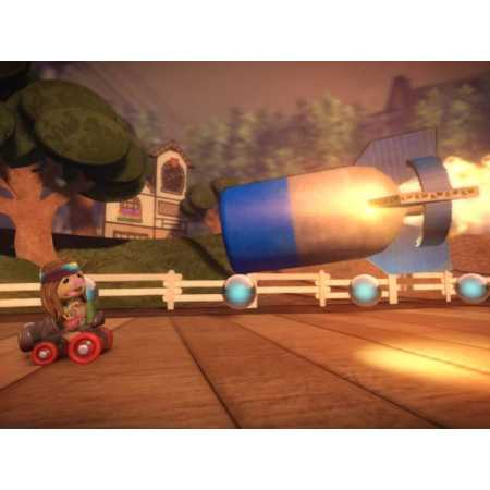LittleBigPlanet Essentials Sony PlayStation 3, приключения