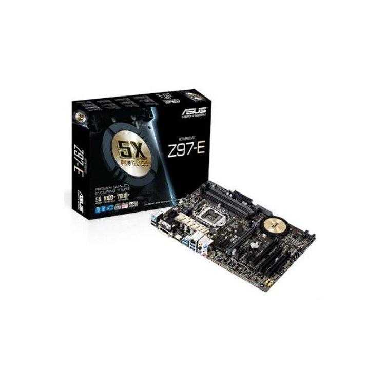 Купить Asus Z97-E в интернет магазине бытовой техники и электроники
