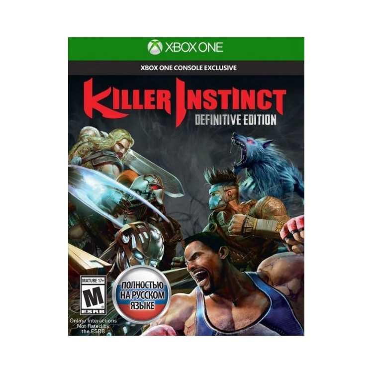 Killer Instinct. Definitive Edition Xbox One