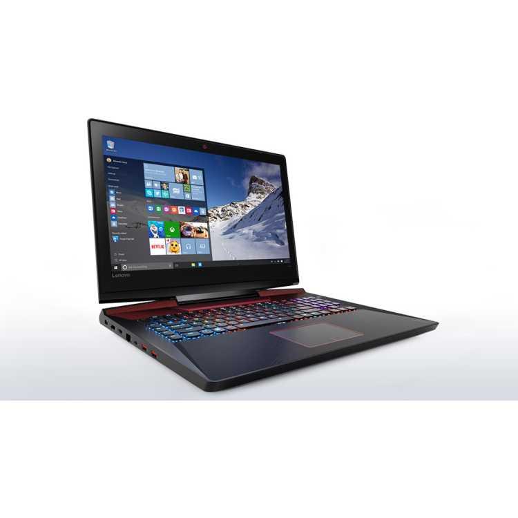 """Lenovo IdeaPad Y900-17ISK 15.6"""", Intel Core i7, 2700МГц, 32Гб RAM, DVDнет, 1Тб, Wi-Fi, Windows 10, Bluetooth"""