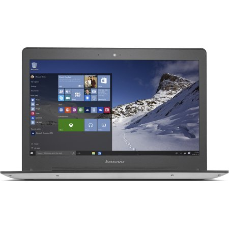 "Lenovo Ideapad 510S-14ISK 80TK0067RK 14"", Intel Core i5, 2300МГц, 4Гб RAM, DVD нет, 256Гб, Серебристый, Wi-Fi, Windows 10, Bluetooth"