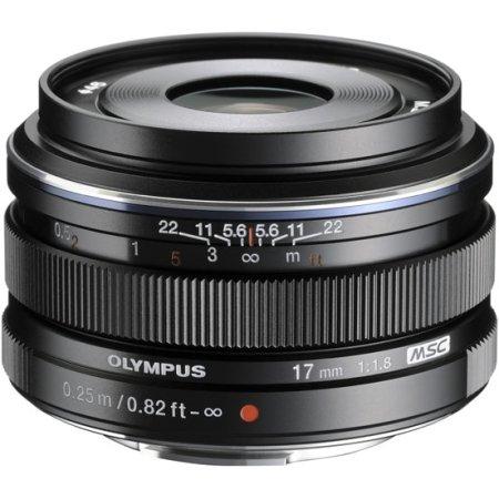 Olympus M.Zuiko Digital 17mm f/1.8 Широкоугольный, Micro 4/3