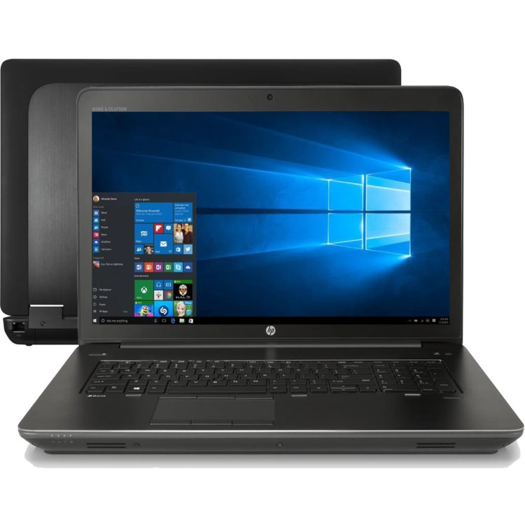 "HP ZBook G3 17.3"", Intel Core i7, 2700МГц, 16Гб RAM, 512Гб, Windows 10 Pro"