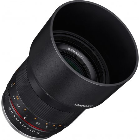 Samyang MF 50mm f/1.2 AS UMC Sony E