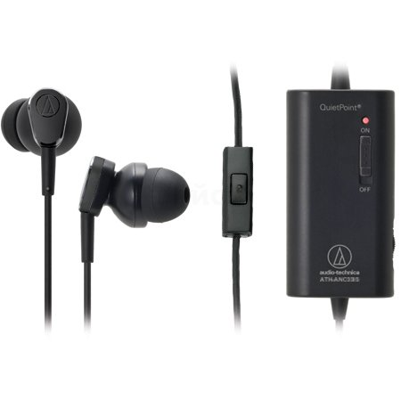 Audio-Technica ATH-ANC33iS Черный
