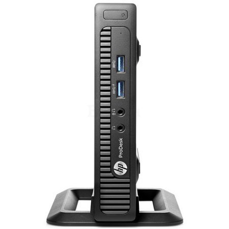 HP ProDesk 600 G1 Intel Core i5, 2000МГц, 4Гб, 500Гб, Win 7 Professional, Черный